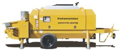 National Concrete Pumping & Crane Hire: Concrete Pumps
